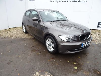 BMW 1 Series Hatchback 1.6 116i SE 3dr