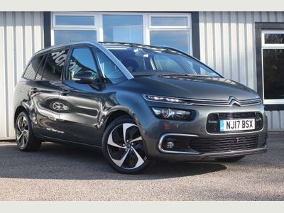 Citroen Grand C4 Picasso MPV 2.0 BlueHDi Flair (s/s) 5dr