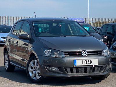 Volkswagen Polo Hatchback 1.2 TDI Match 5dr