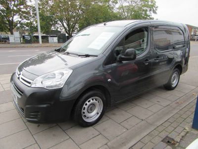 Citroen Berlingo Other 1.6 HDi 725 X L2 Crew Van 6dr
