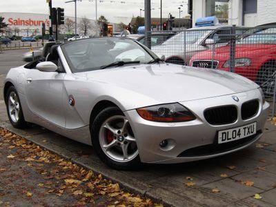 BMW Z4 Convertible 2.5 i SE Roadster 2dr