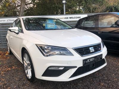 SEAT Leon Hatchback 1.4 TSI FR Technology (s/s) 5dr