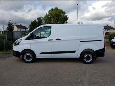 Ford Transit Custom Panel Van 2.0 300 EcoBlue Leader L1 H1 EU6 (s/s) 5dr