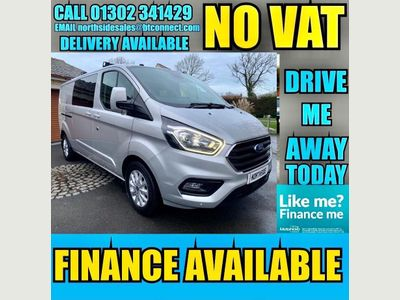 Ford Transit Custom Other 2.0 300 EcoBlue Limited DCIV Auto L2 H1 EU6 (s/s) 5dr