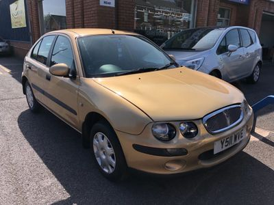 Rover 25 Hatchback 1.8 16v iL Steptronic 5dr