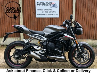 Triumph Street Triple 765 Naked 765 RS