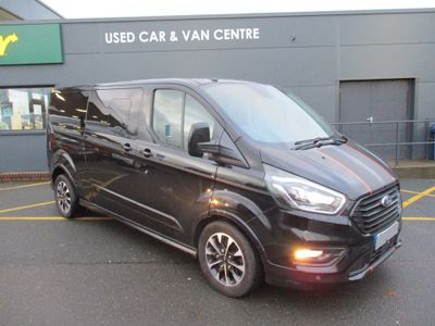 Ford Transit Custom MPV TOURNEO SPORT L2 170 PS* NO VAT*
