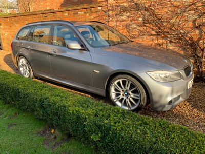 BMW 3 Series Estate 2.0 318i M Sport Business Edition Touring 5dr