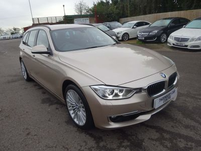 BMW 3 Series Estate 2.0 320i Luxury Touring xDrive (s/s) 5dr