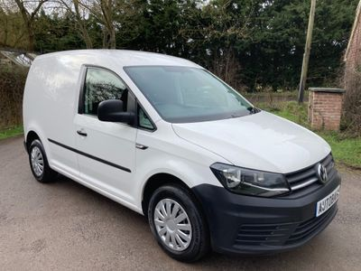 Volkswagen Caddy Panel Van 1.6 TDI C20 BlueMotion Tech Startline EU5 (s/s) 5dr