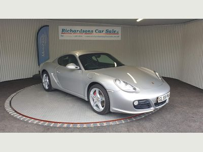 Porsche Cayman Coupe 3.4 987 S PDK 2dr