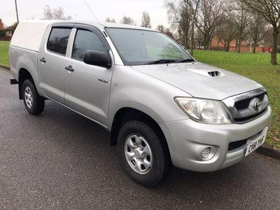 Toyota Hilux Pickup 2.5 D4-D HL2 DOUBLE CAB 4X4 PICK UP
