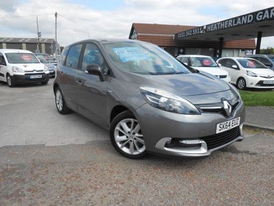 Renault Scenic MPV 1.5 dCi ENERGY Limited (s/s) 5dr