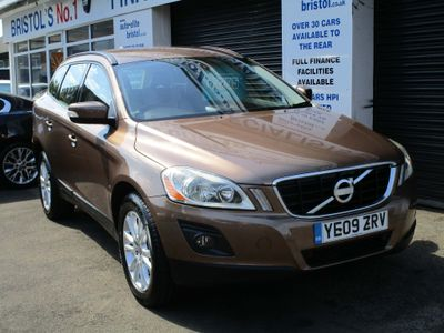 Volvo XC60 SUV 2.4 D5 S Geartronic AWD 5dr