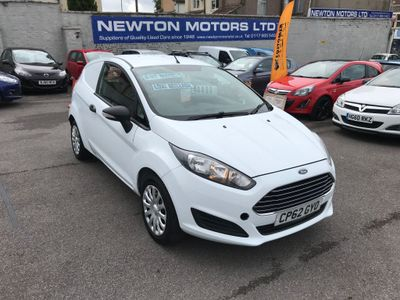 Ford Fiesta Other 1.25 Stage 5 Panel Van 3dr