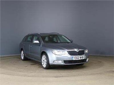 SKODA Superb Estate 2.0 TDI CR DPF SE 4x4 5dr