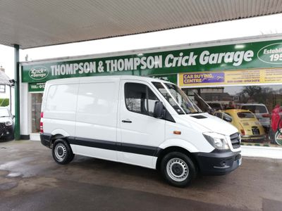 Mercedes-Benz Sprinter Panel Van 2.1 CDI 310 Panel Van 4dr SWB