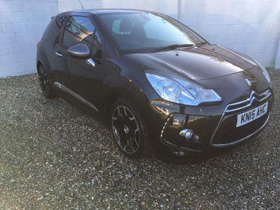 Citroen DS3 Hatchback 1.6 THP DSire 3dr