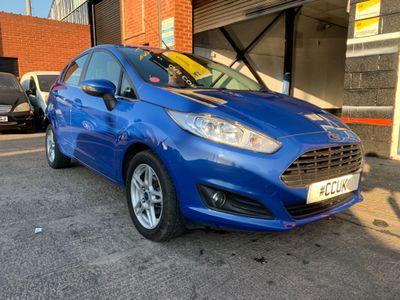 Ford Fiesta Hatchback 1.0 Zetec (s/s) 5dr