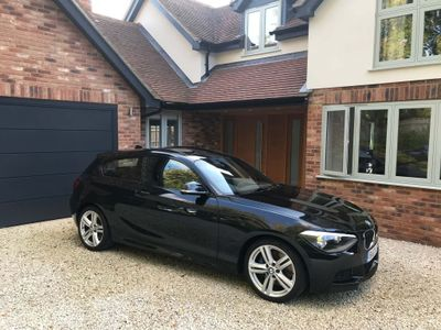 BMW 1 Series Hatchback 2.0 120d M Sport Sports Hatch 3dr