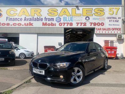 BMW 3 Series Saloon 2.0 320d EfficientDynamics 4dr