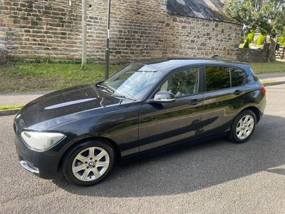 BMW 1 Series Hatchback 2.0 116d ES Sports Hatch 5dr