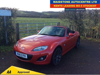 Mazda MX-5 Convertible 1.8 MIYAKO LIMITED EDITION