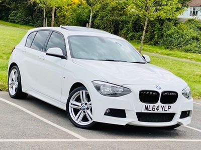BMW 1 Series Hatchback 1.6 116i M Sport Sports Hatch (s/s) 5dr