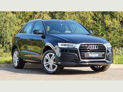 Audi Q3 SUV 1.4 TFSI CoD S line (s/s) 5dr (Nav)