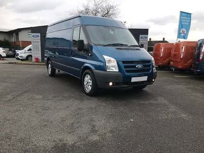 Ford Transit Panel Van 350 LWB M/R LIMITED 140 PS **AWD+4X4**