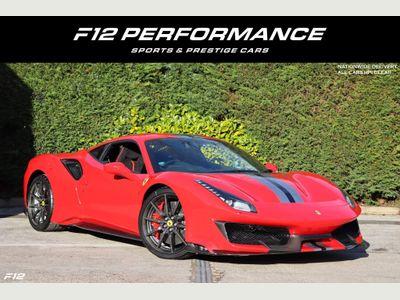 Ferrari 488 Pista Coupe 3.9T V8 F1 DCT (s/s) 2dr