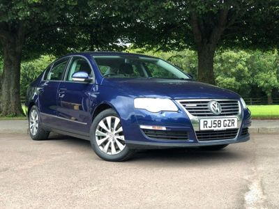 Volkswagen Passat Saloon 1.9 TDI BlueMotion Tech DPF 4dr
