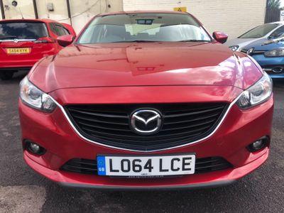 Mazda Mazda6 Saloon 2.2 SKYACTIV-D SE 4dr