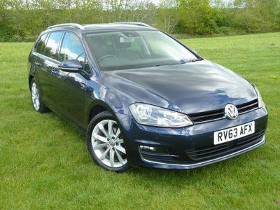 Volkswagen Golf Estate 2.0 TDI BlueMotion Tech GT (s/s) 5dr