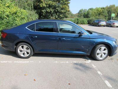 SKODA Superb Hatchback 1.6 TDI CR DPF SE Business DSG (s/s) 5dr