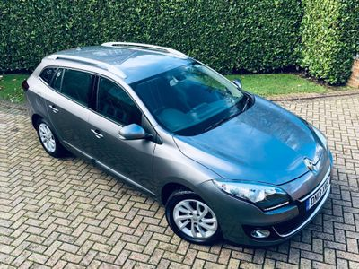 Renault Megane Estate 1.5 dCi ECO Dynamique Tom Tom 5dr (Tom Tom)