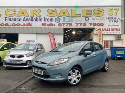 Ford Fiesta Hatchback 1.4 Style + 5dr