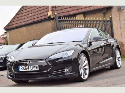 Tesla Model S Saloon E P85D CVT 4x4 5dr (Nav)