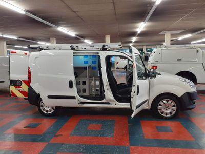 Fiat Doblo Panel Van Multijet 16v LWB, 6 DOORS PANEL VAN