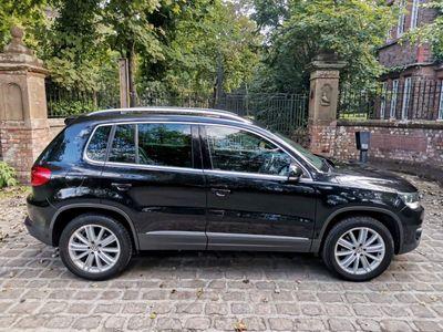 Volkswagen Tiguan SUV 2.0 TDI BlueMotion Tech Match DSG 4WD (s/s) 5dr