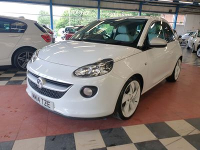 Vauxhall ADAM Hatchback 1.4 16v White Edition 3dr