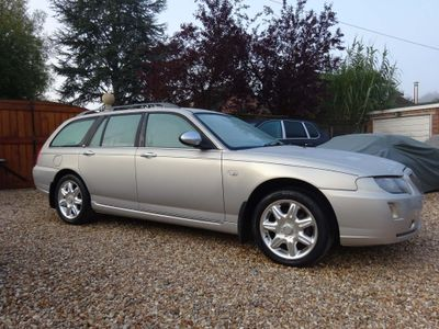 Rover 75 Tourer Estate 2.0 CDTi Connoisseur SE 5dr