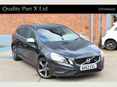 Volvo V60 Estate 1.6 D2 R-Design Powershift 5dr