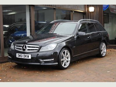 Mercedes-Benz C Class Estate 2.1 C220 CDI BlueEFFICIENCY Sport Edition Edition 125 G-Tronic 5dr
