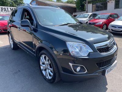 Vauxhall Antara SUV 2.2 CDTi SE Nav AWD 5dr