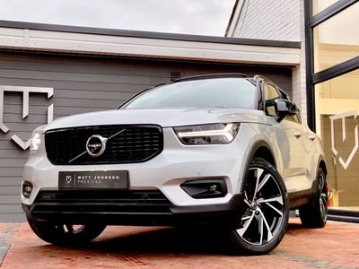 Volvo XC40 SUV 2.0 D4 First Edition Auto AWD (s/s) 5dr