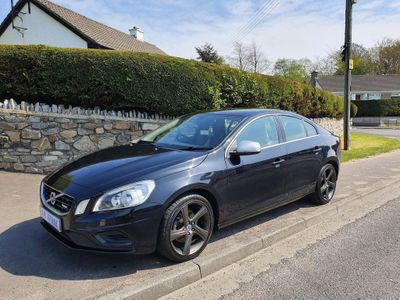 Volvo S60 Saloon 1.6 D DRIVe R-Design 4dr