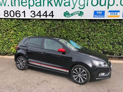 Volkswagen Polo Hatchback 1.2 TSI BlueMotion Tech Beats (s/s) 5dr