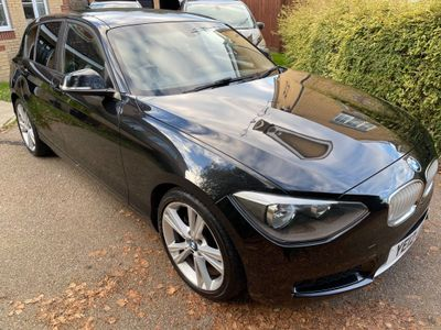 BMW 1 Series Hatchback 2.0 120d Urban 5dr