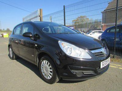 Vauxhall Corsa Hatchback 1.0 i 12v Life 5dr
